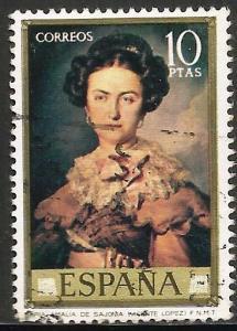 Spain 1973 Scott# 1779 Used