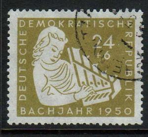 Germany DDR Scott B18 Used!