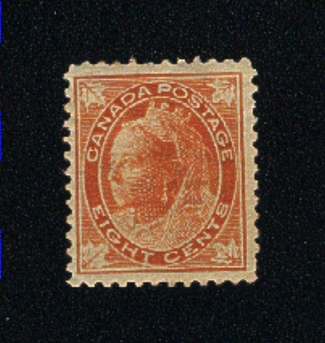 Canada #72  M   PD 60.00