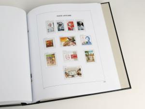 DAVO Luxe Hingless Album Vatican I 1852-1969