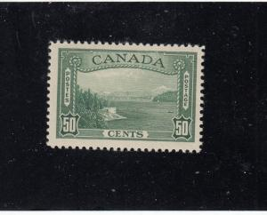 CANADA LOT REF KK22 # 244 VF-MH VANCOUVER HARBOUR CAT VALUE $60