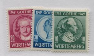 GERMANY 8NB9-11  MNH
