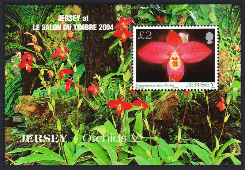 Jersey Orchids MS SG#MS1149