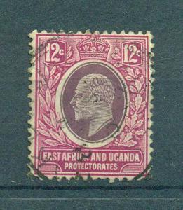 East Africa & Uganda Protectorate sc# 35 used cat value $3.50