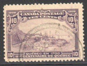 Canada #101 F-VF USED C$140.00