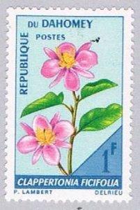 Dahomey Flowers - pickastamp (DP30R203)