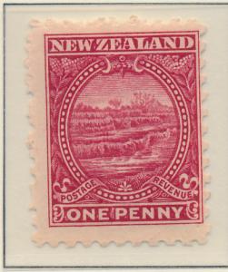 New Zealand Stamp Scott #85, Mint Hinged - Free U.S. Shipping, Free Worldwide...