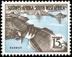 South West Africa Scott #327 Mint Never Hinged