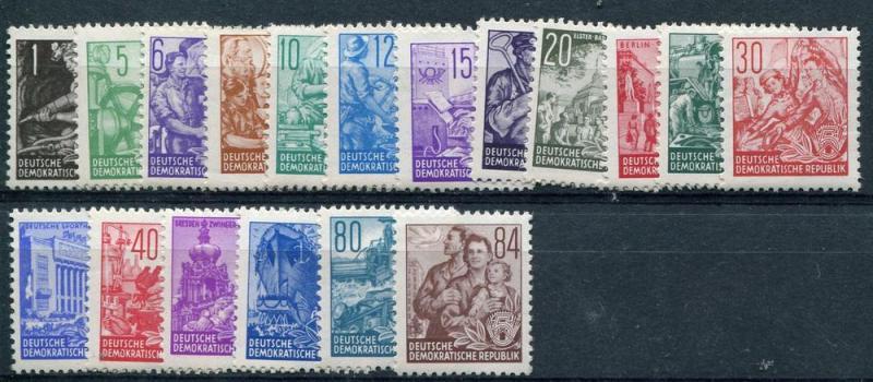 GDR #155-71   mint VF  -   Lakeshore Philatelics