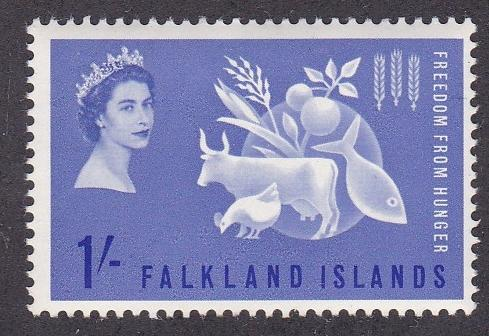 Falkland Islands # 146, Mint NH, 1/2 Cat.