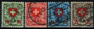 Switzerland #200-03 F-VF Used  CV $31.00  (X7002)