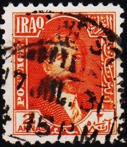 Iraq. 1931 2a S.G.83 Fine Used