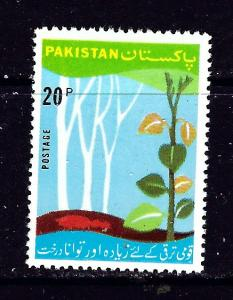 Pakistan 386 MH 1975 issue