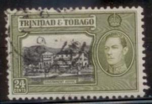 Trinada and Tobago 1938 SC# 58 Used L394
