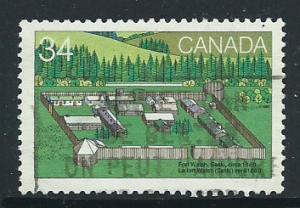 Canada SG 1169 FU