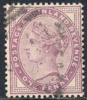 Great Britain 89 Used - Victoria