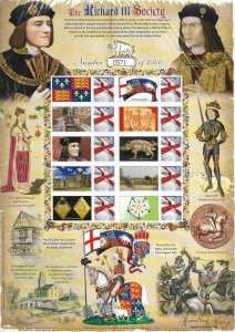 GB 2013 BC-408 history of Britain no.97 Smiler sheet UNMOUNTED MINT