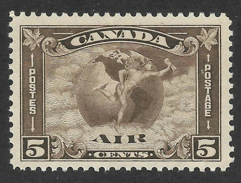 Doyle's_Stamps: XF 1930 Canadian Airmail Scott #C2** (Minor GD)