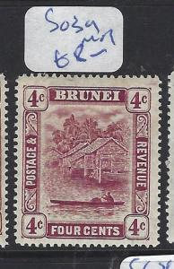BRUNEI (P2309B) 4C   SG  39    MOG