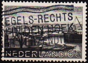 Netherlands. 1934 6c S.G.440 Fine Used