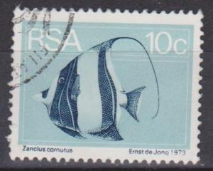 South Africa #433 F-VF Used CV $5.00 (A3326)