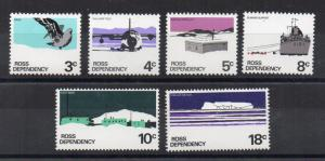 ROSS DEPENDENCY - 1972 - DEFINITIVES -