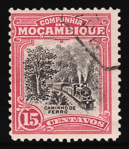 Mozambique Company 1918-31 Sc#130 Used