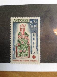 Andorra (French)  #  B1  MNH