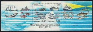 Faroe Is. Fish Marine Research Ship MS SG#MS441
