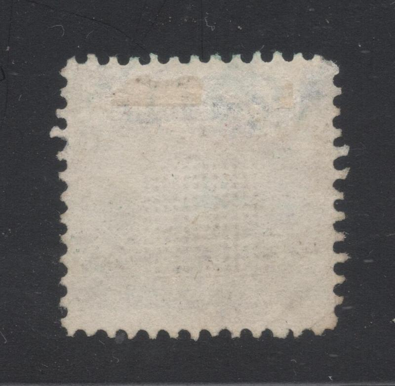 US#117 Green - w/Light Cancel