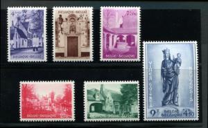 Belgium B561-66 MNH