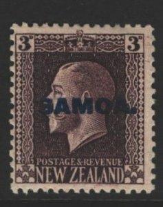 Samoa Sc#131 MH