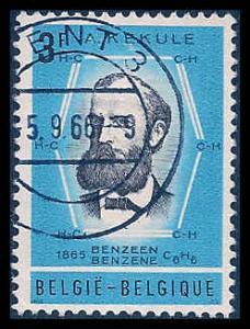 Belgium 672 Used VF