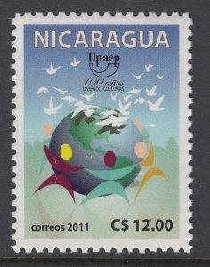 Nicaragua 2516 MNH VF