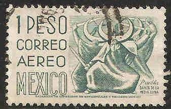 Mexico Used Sc C220g - Half Moon Dance