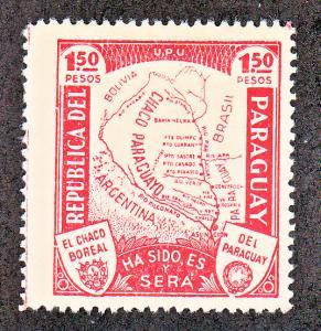 Paraguay Scott #324 MH