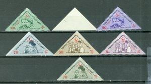 AFGHANISTAN #670-670F...PERFS & IMPERFS SET MNH...$10.00