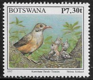 Botswana Scott #'s 935A MNH