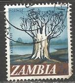 ZAMBIA 40 VFU 63D-6
