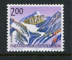 Liechtenstein #941 MNH