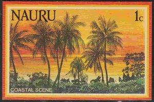 Nauru - 1c Coastal Scene