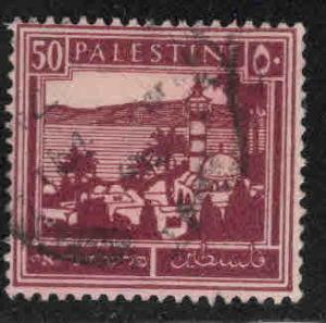 Palestine Scott 78 Used stamp from 1927-1942