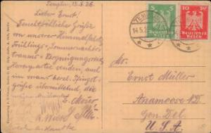 Germany Pre-1950, Picture Postcards