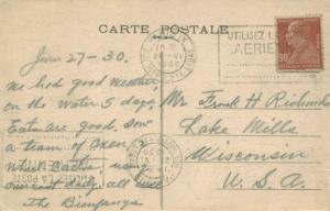 France 90c Marcelin Berthelot 1930 Paris IX, Rue Hippolyte Lebas Utilisez la ...