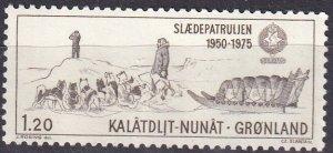 Greenland #101 MNH (K2965)