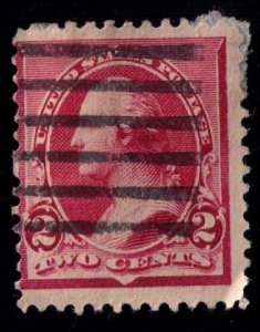 US SCOTT #219D USED FINE