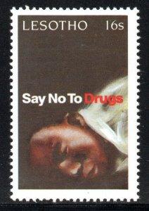 Lesotho - 1991 Say No To Drugs MNH** SG 1031