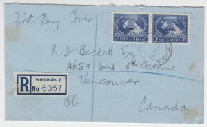 Southwest Africa - 1948 - SC 159 - Used - First Day Cover