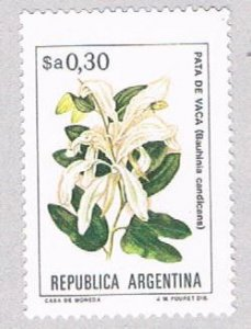 Argentina Flower 30 - pickastamp (AP108422)