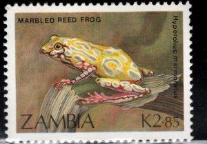 Zambia 1989 SC# 464